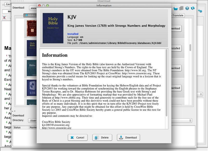 bibel register download
