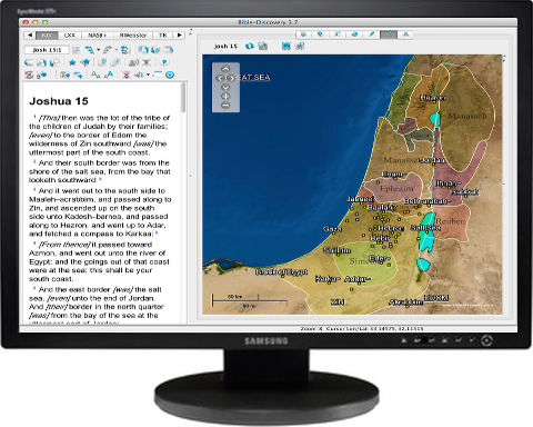 Bible Study Tool for Windows